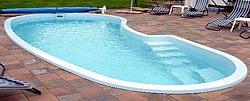 Schwimmbecken Capri