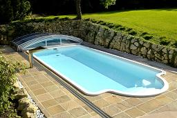 Schwimmbecken Granada