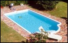 Schwimmbecken SUN