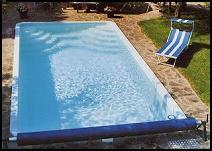 Schwimmbecken FUN 30