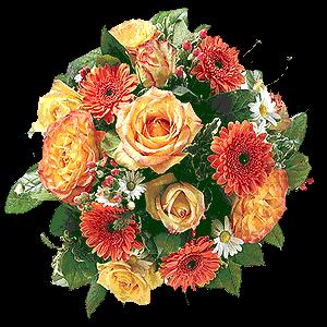 Blumenstrauss Blumenstrauß Blütenfrische