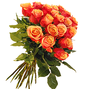 Blumenstrauss Rosenstrauß Cherry Brandy