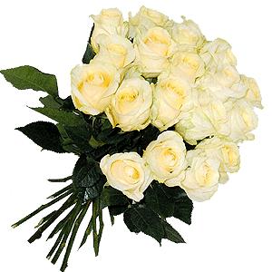 Blumenstrauss Rosenstrauß Creme de la Creme