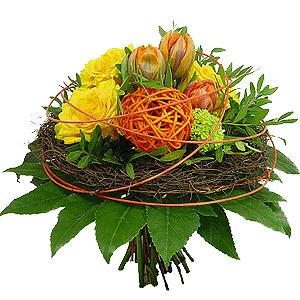 Blumenstrauss Frühling spezial