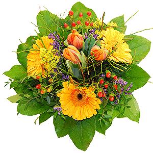 Blumenstrauss Sehnsuchtsstrauß