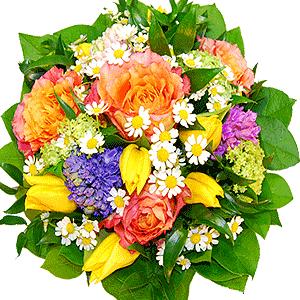 Blumenstrauss Frühlingszauber