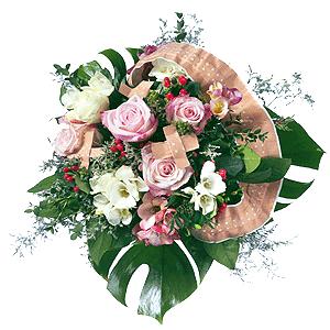 Blumenstrauss Genesung