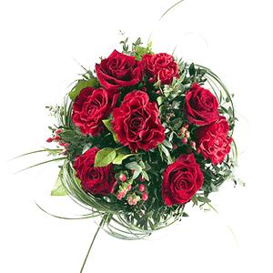 Blumenstrauss Ich liebe Dich
