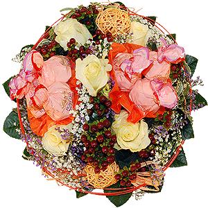 Blumenstrauss Fioretto Marzipan