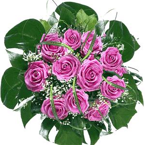 Blumenstrauss Danke das es Dich gibt