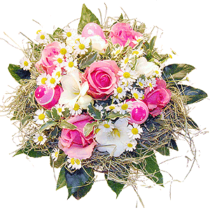 Blumenstrauss Easter Flair