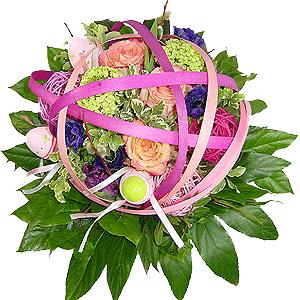 Blumenstrauss Osterbote