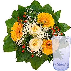 Blumenstrauss Blumenstrauß Mitbringsel 3