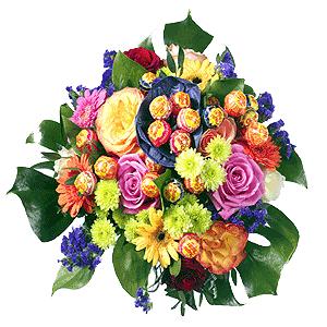Blumenstrauss Kindergeburtstag