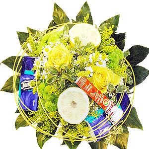 Blumenstrauss Turbo-Gesundheit