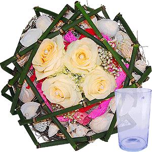 Blumenstrauss Wertvolles Geheimnis