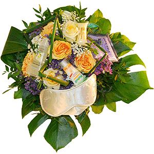 Blumenstrauss Wellnessstrauß