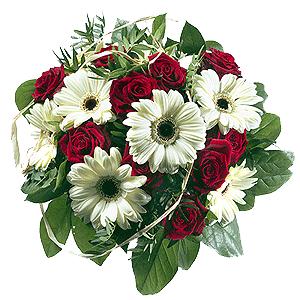 Blumenstrauss Valentinstag Venedig