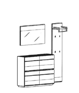Carat Set 10 - Weiß