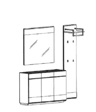 Carat Set 3 - Weiß