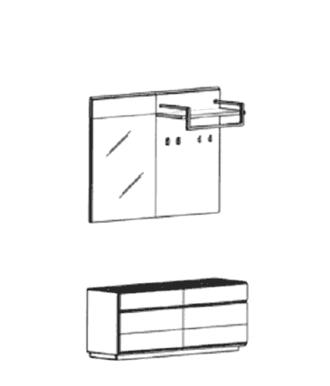Carat Set 5 - Weiß
