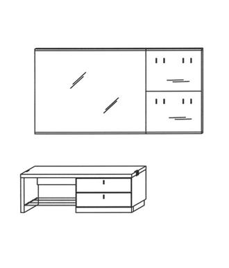 Vado Garderoben Set 3