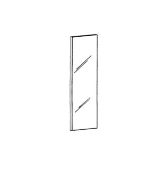 Cade Spiegel Typ 611 - Granit