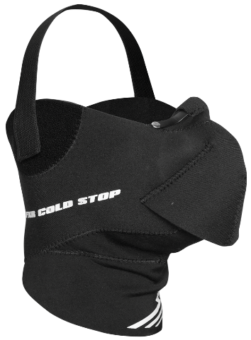 COLD STOP ANTI-FOG MASK