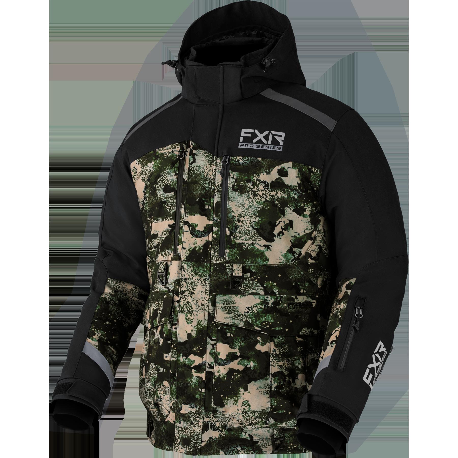 Expedition X Ice Pro Jacket 22 KI 3-9