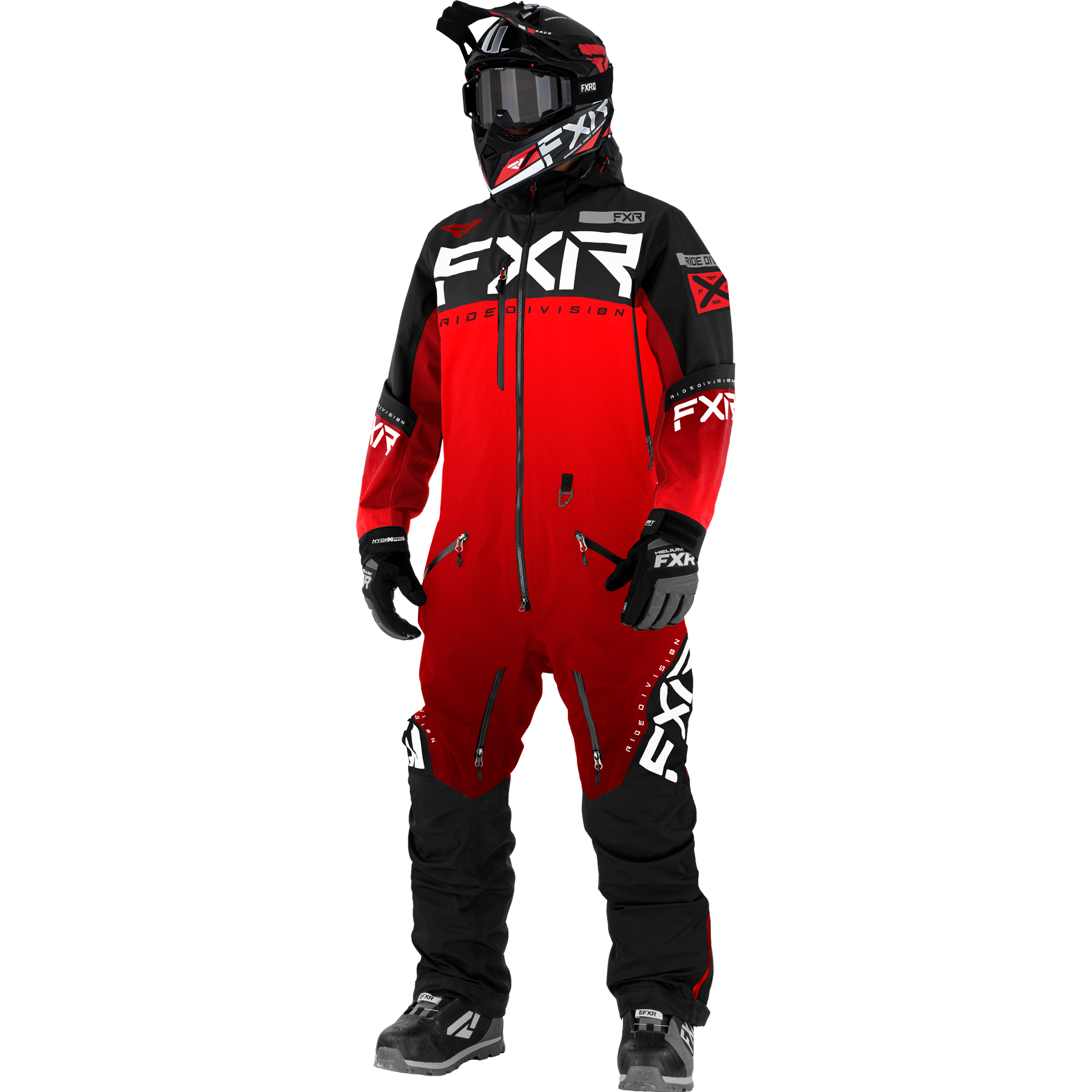 Red-Fade-Black