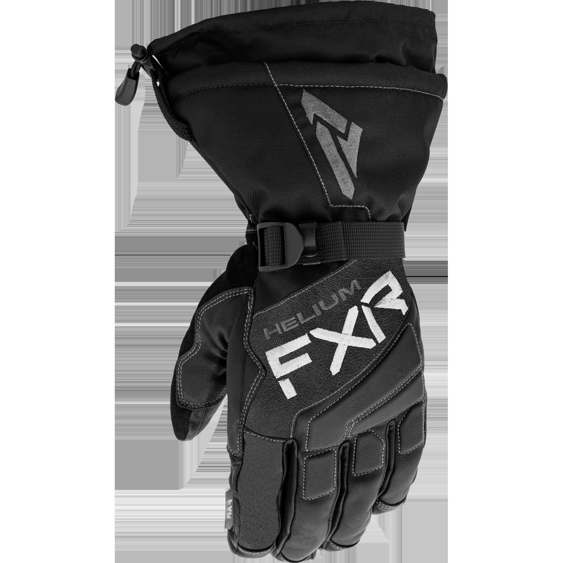 Hybrid Helium leather Gauntlet Glove 22 KI 6
