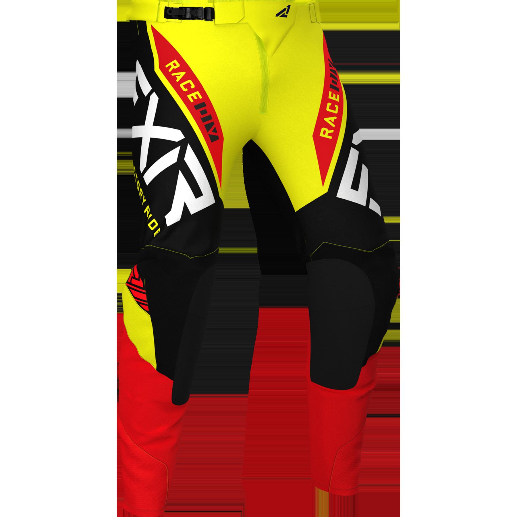 yellow-black-red