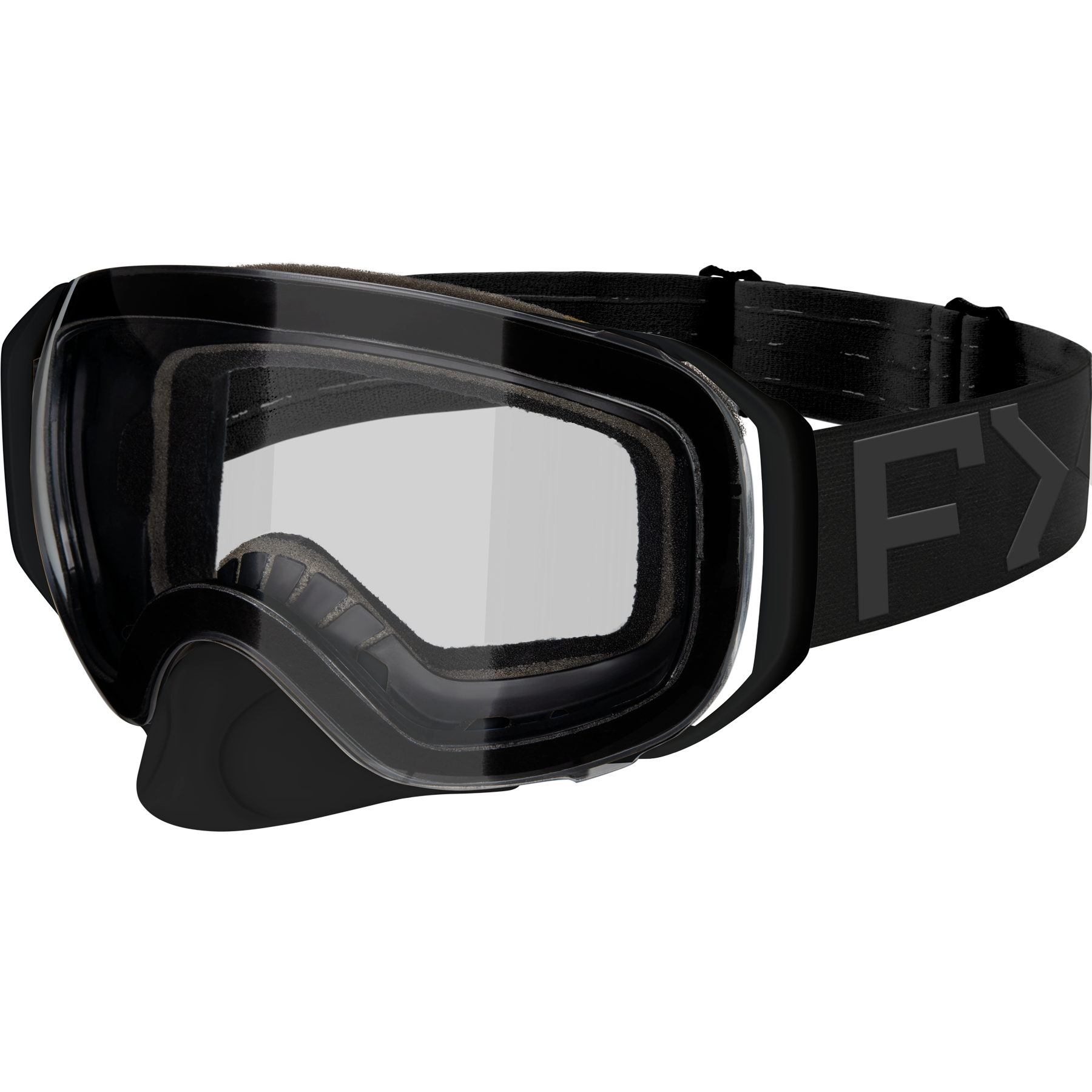 Ride X Spherical clear Goggle 22