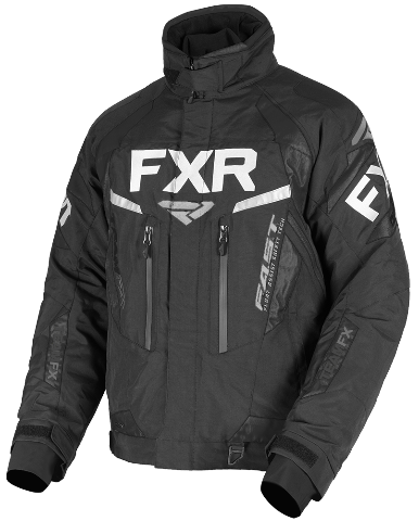 TEAM FX JACKET Kaelteindex 4-9