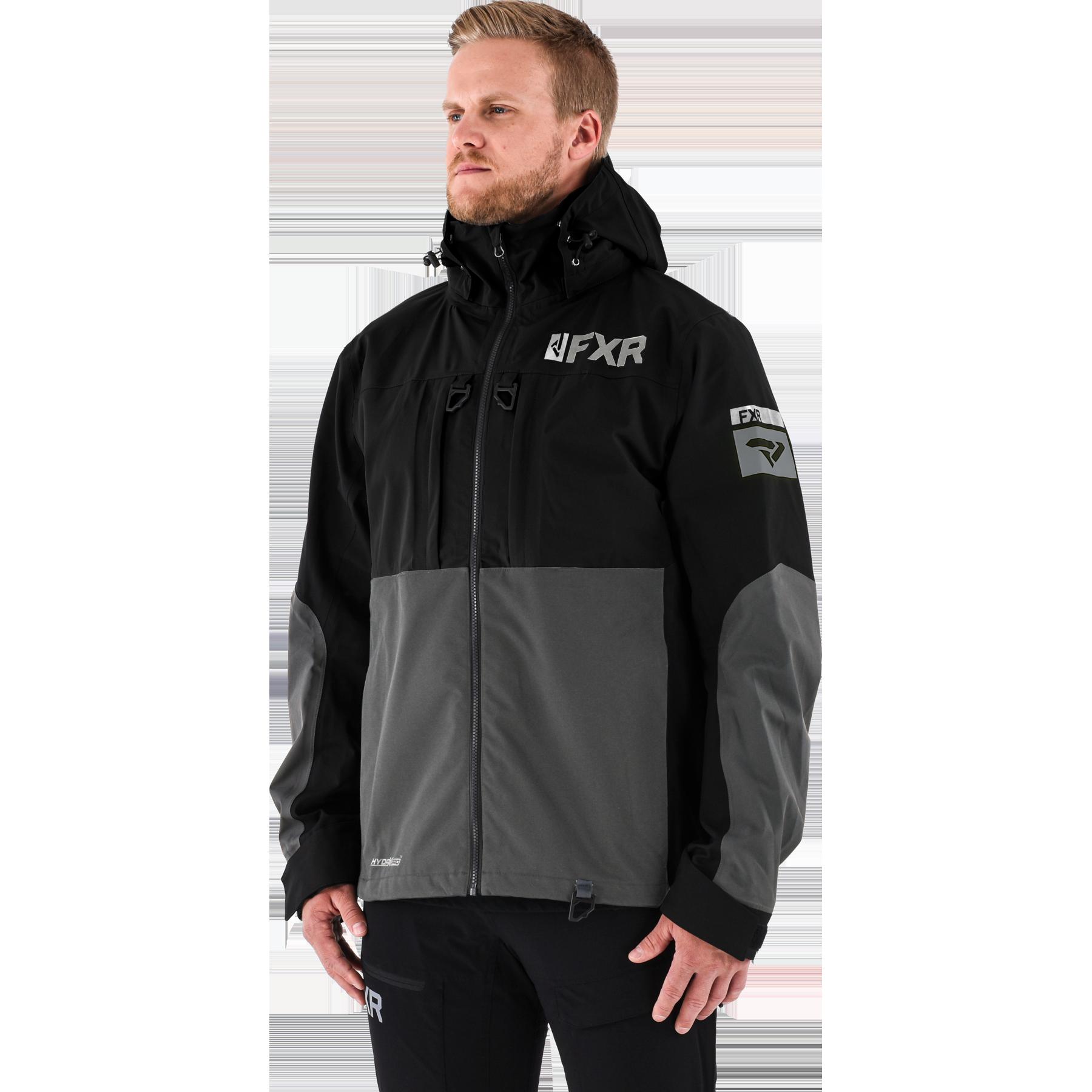 Vapor Pro Tri-Laminate Jacket KI 1