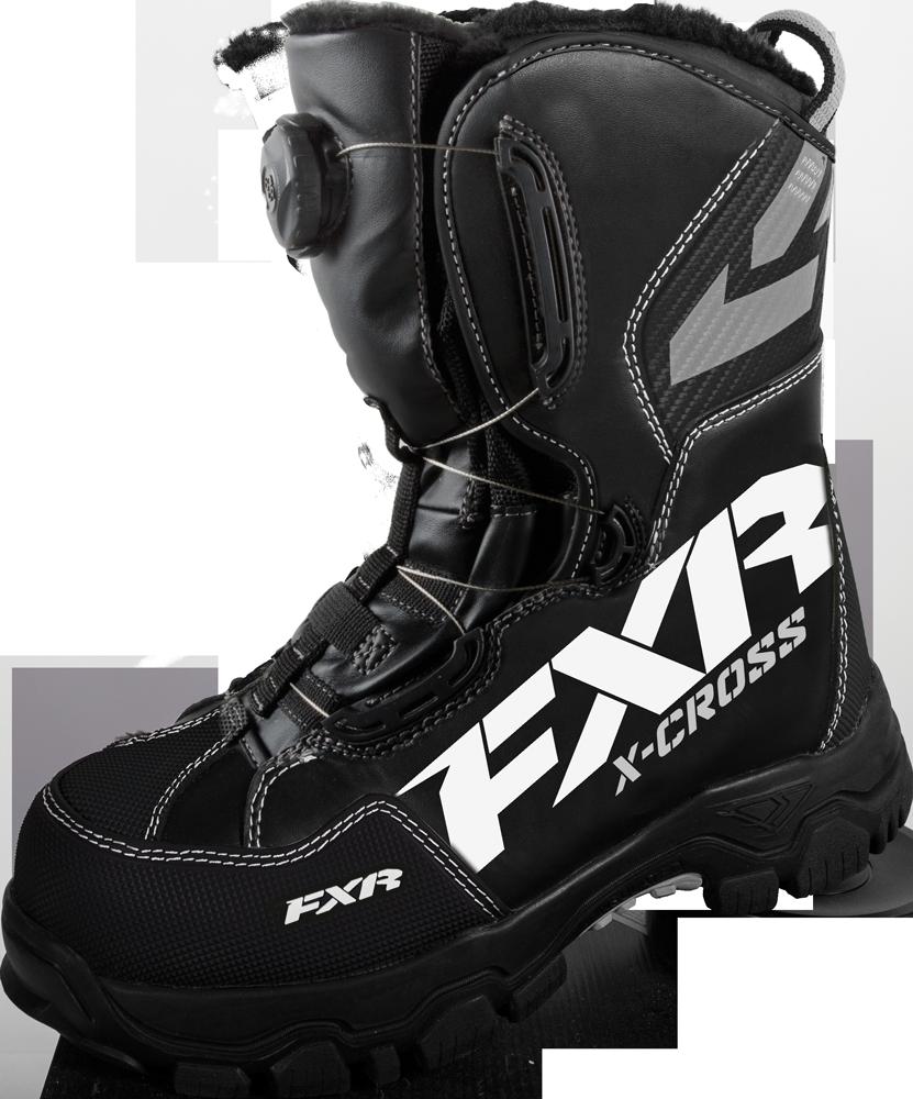 X Cross BOA Boot Kaelteindex 6