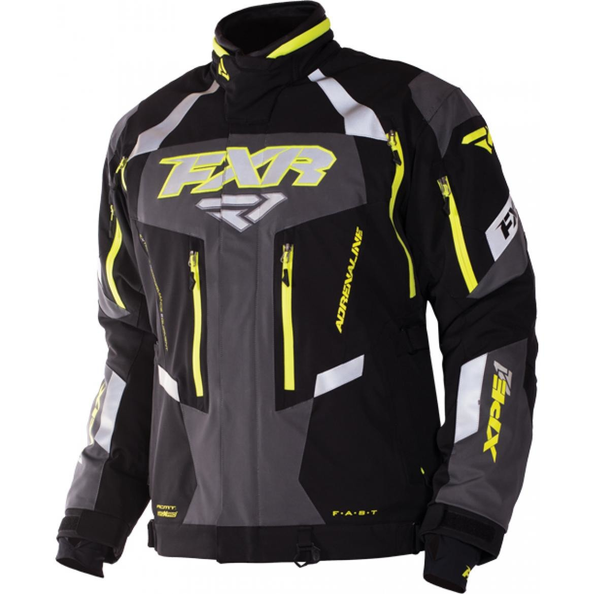 Adrenaline XPE 3-in-1 Jacket Kaelteindex 4-10