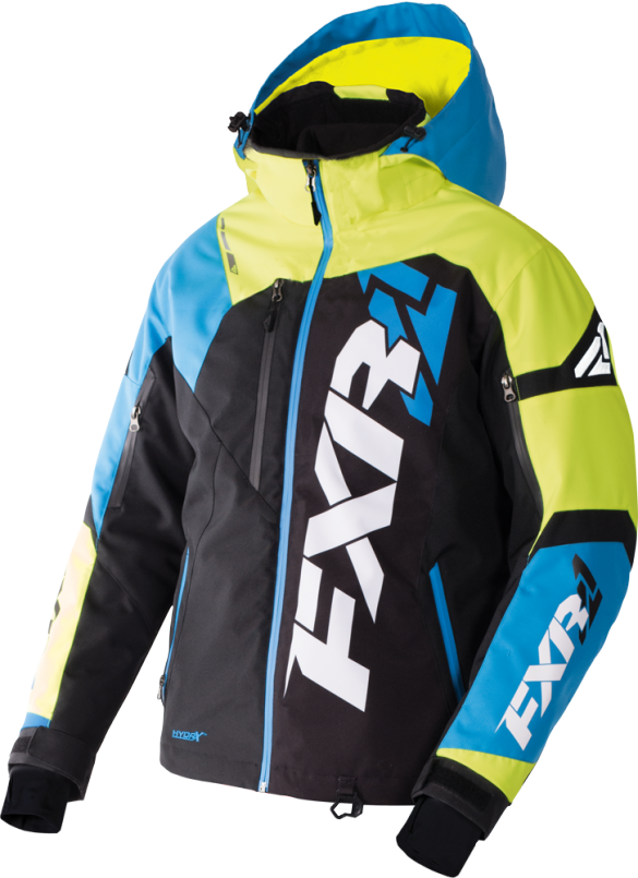 Revo X Jacket Kaelteindex 1-7