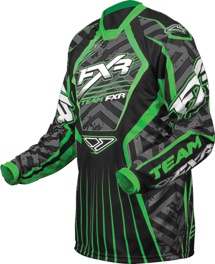 Cold Cross Jersey Green
