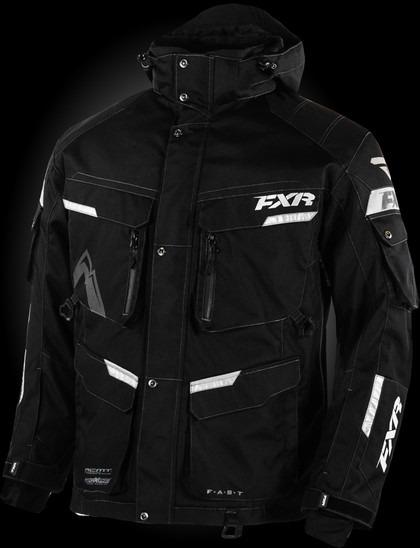 Ecursion Jacket 2XL Kaelteindex 8