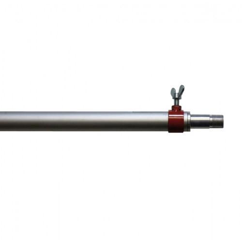 Teleskop-Stab 2,0m - 4,0m                für Kahn- oder Silostecher