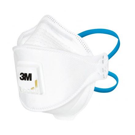 Atemschutzmaske FFP2 mit Ausatemventil 10 St / Packung