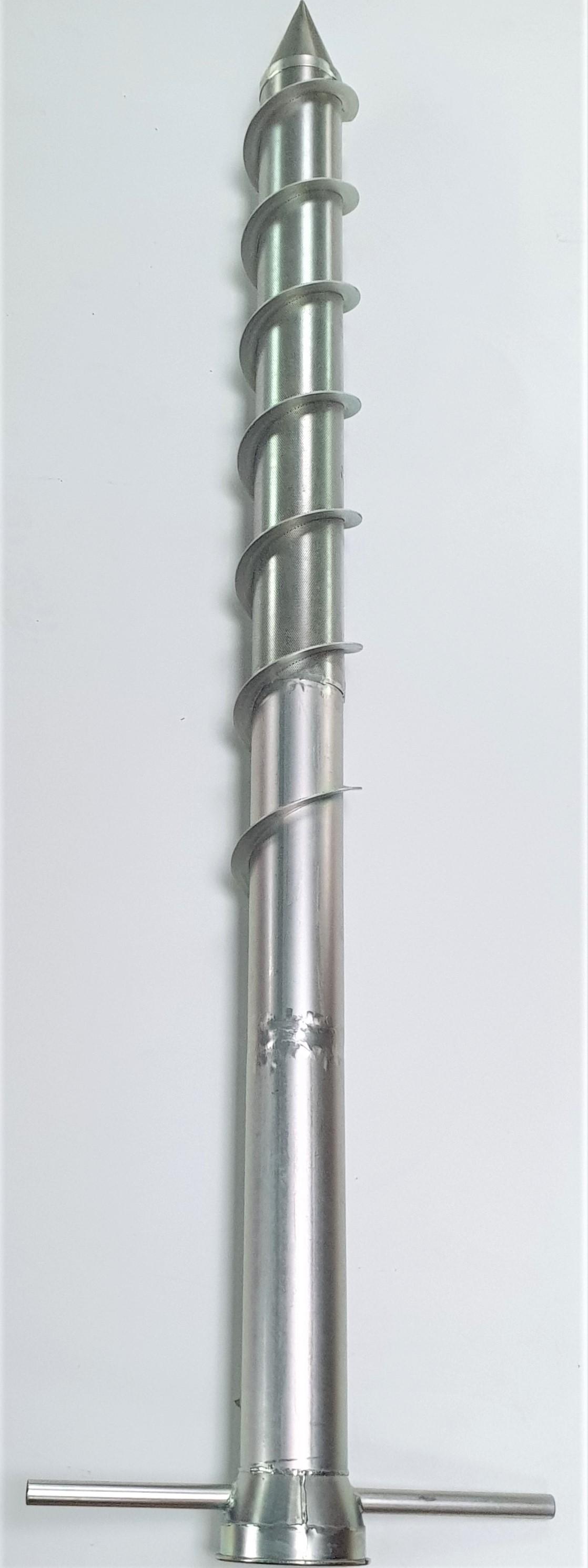 Zubehör Belüftungsrakete - Belüftungsrohr 2,20 m