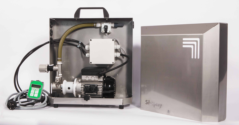 Dosiergerät SP 14-2.0 zur Getreidekonservierung