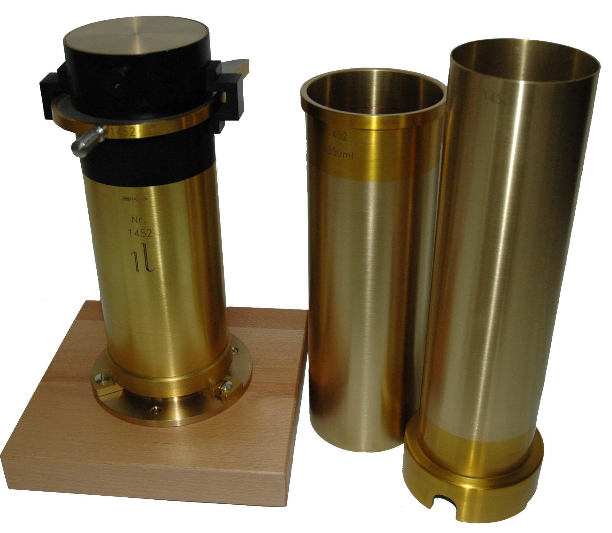 Volumenmesseinrichtung 1 Liter