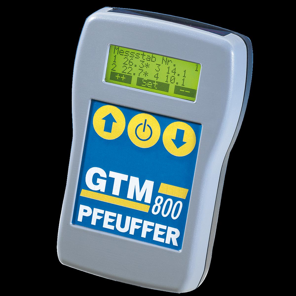 GTM 800 Temperaturlogger für Lagerhallen