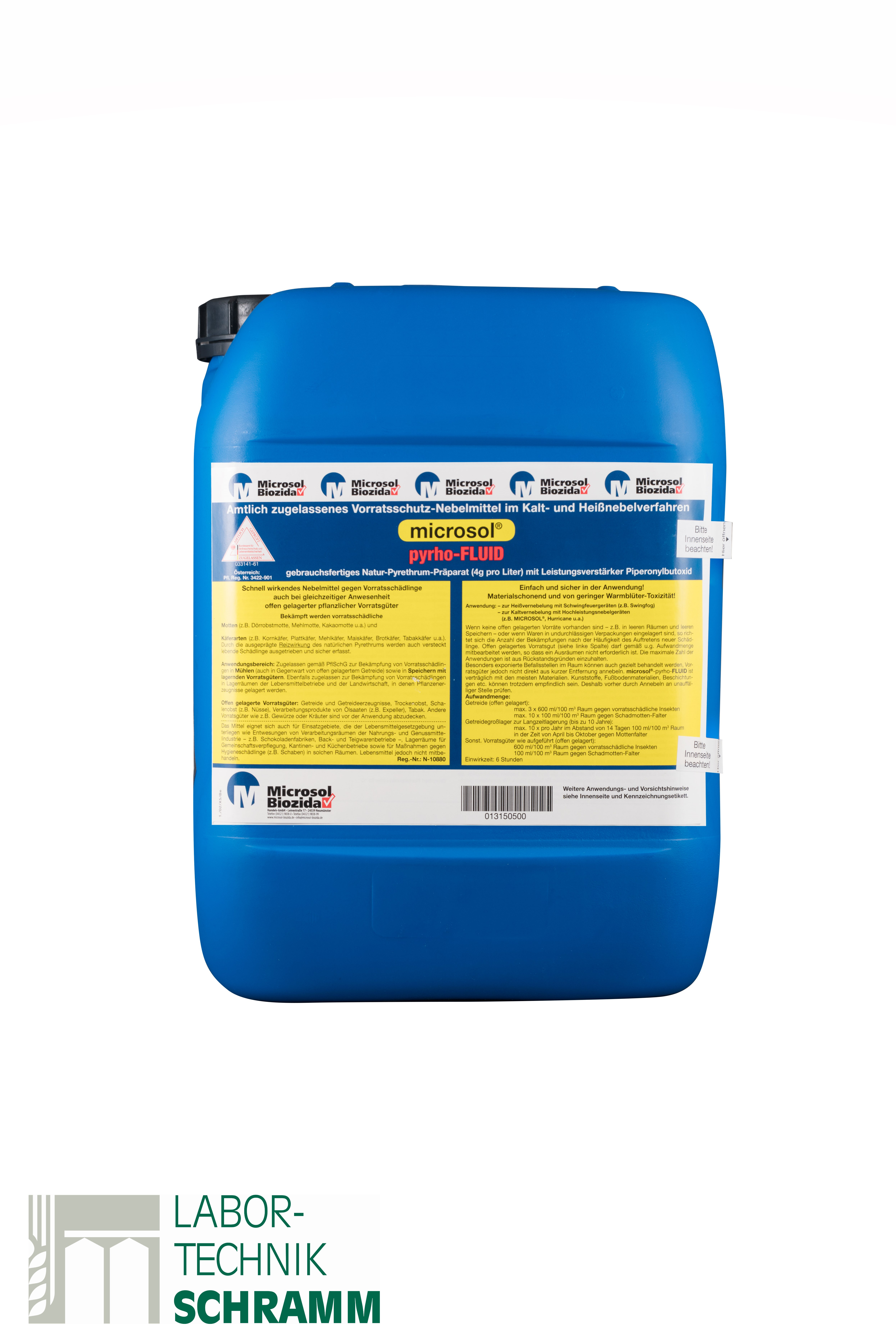 Microsol-pyrho-fluid    1 Kanister   10 Liter