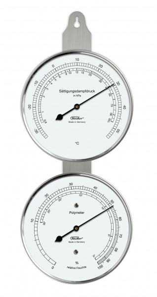 Polymeter -Thermo-Hygrometer