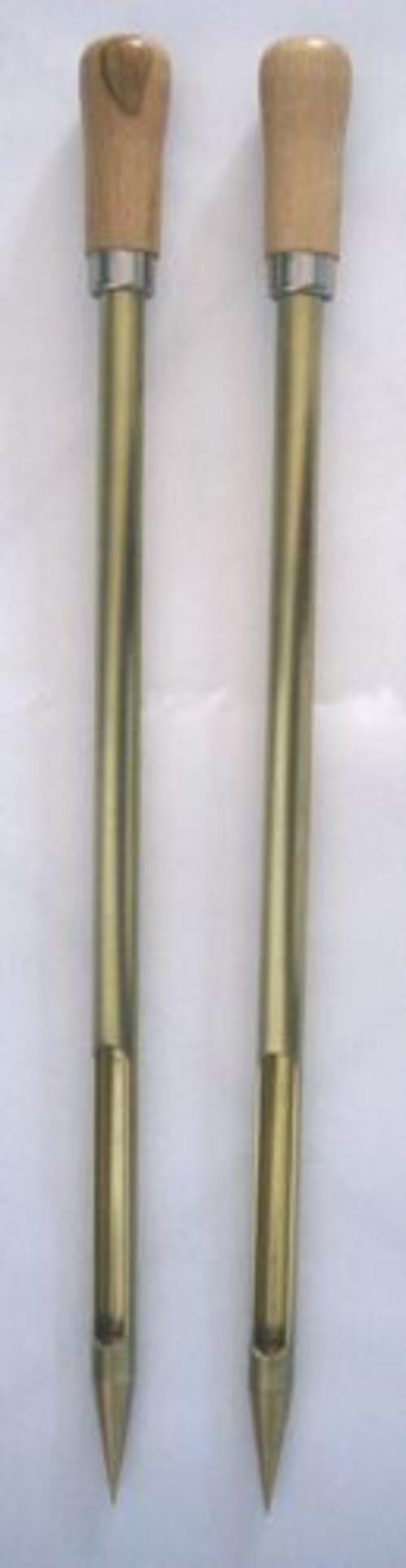 Probenzieher für Sackgut DN 15 mm