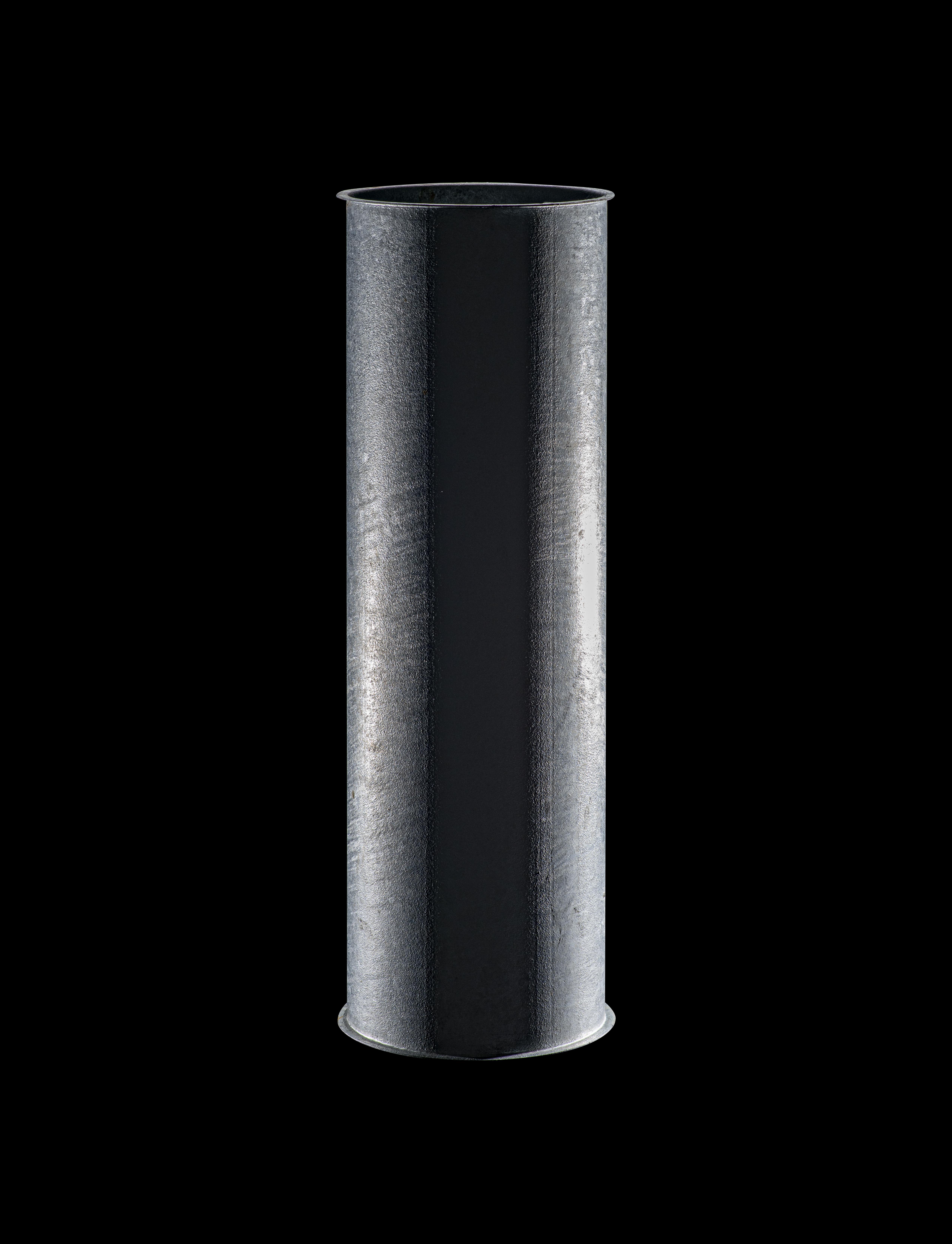 Rohr verzinkt 2 m / 3 mm